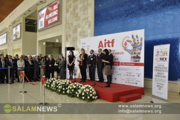 В Баку открылась XI Азербайджанская международная выставка туризма