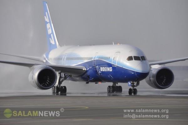 """Bakıda """"Boeing-787 Dreamliner"""" sərnişin təyyarəsinin təqdimatı keçirilib"""