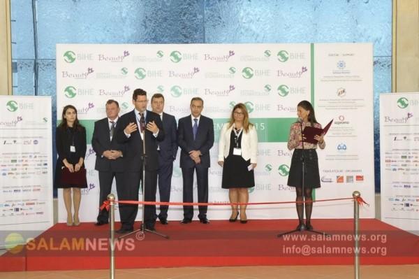 Bakıda 21-ci Azərbaycan Beynəlxalq səhiyyə sərgisi açılıb