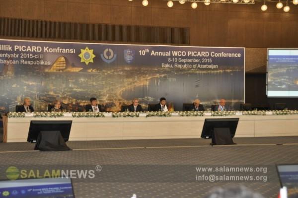 В Баку проходит 10-я ежегодная конференция PICARD Всемирной таможенной организации