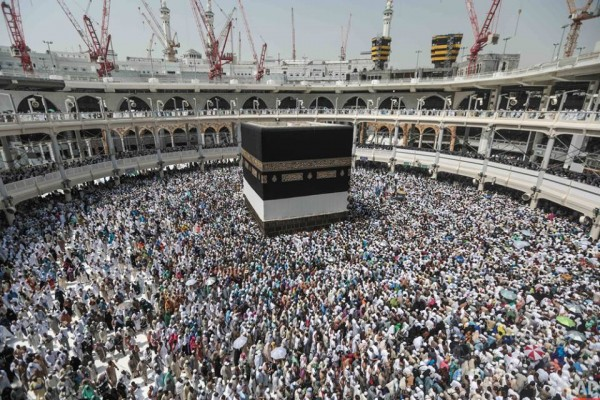 900 мусульман изТатарстана делают паломничество вСаудовскую Аравию