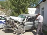 Bakı-Quba yolunda baş vermiş qəza nəticəsində 2 nəfər ölüb, 3 nəfər xəsarət alıb (FOTO)
