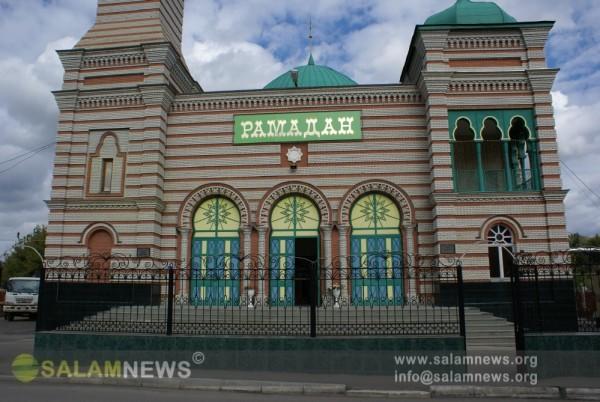 Одна из красивых мечетей России – мечеть Шейха Саида построена в Саратове