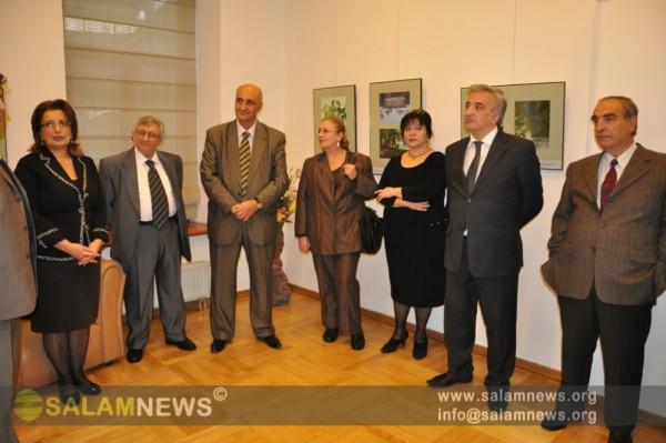 В Москве состоялась выставка фоторабот Араза Ахундова