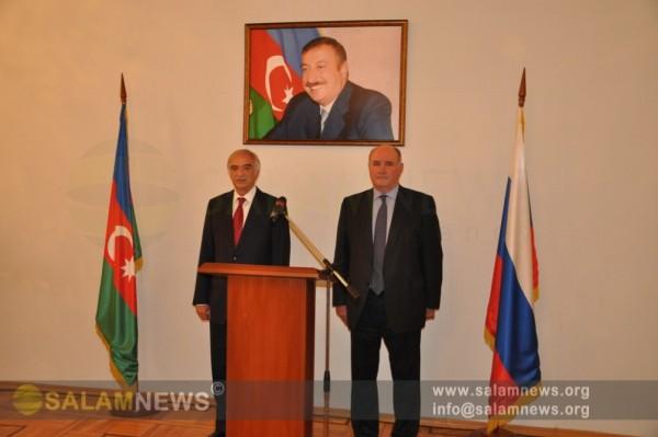 В Посольстве Азербайджана в России отметили День независимости