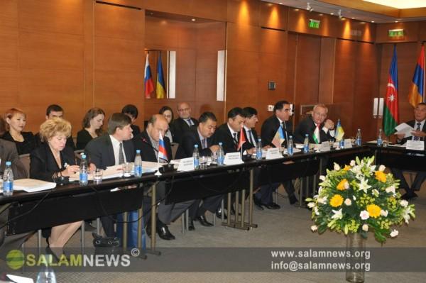 Kiyevdə MDB ölkələrinin Elm və Mədəniyyət ziyalılarının VI Forumu işə başlayıb