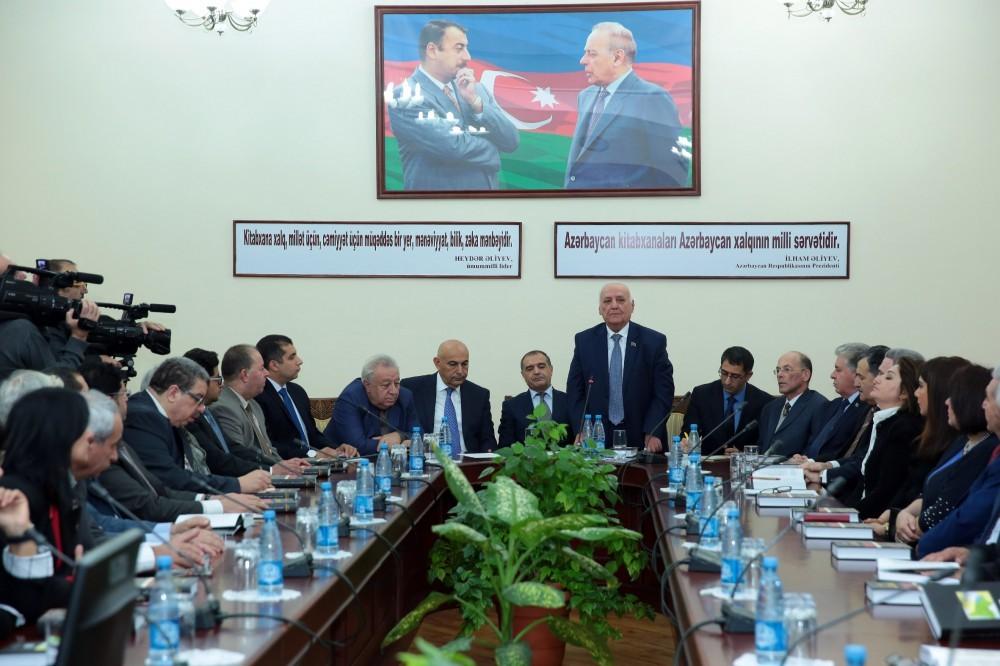 Ягуб Махмудов: Арабские страны должны дать оценку действиям Армении