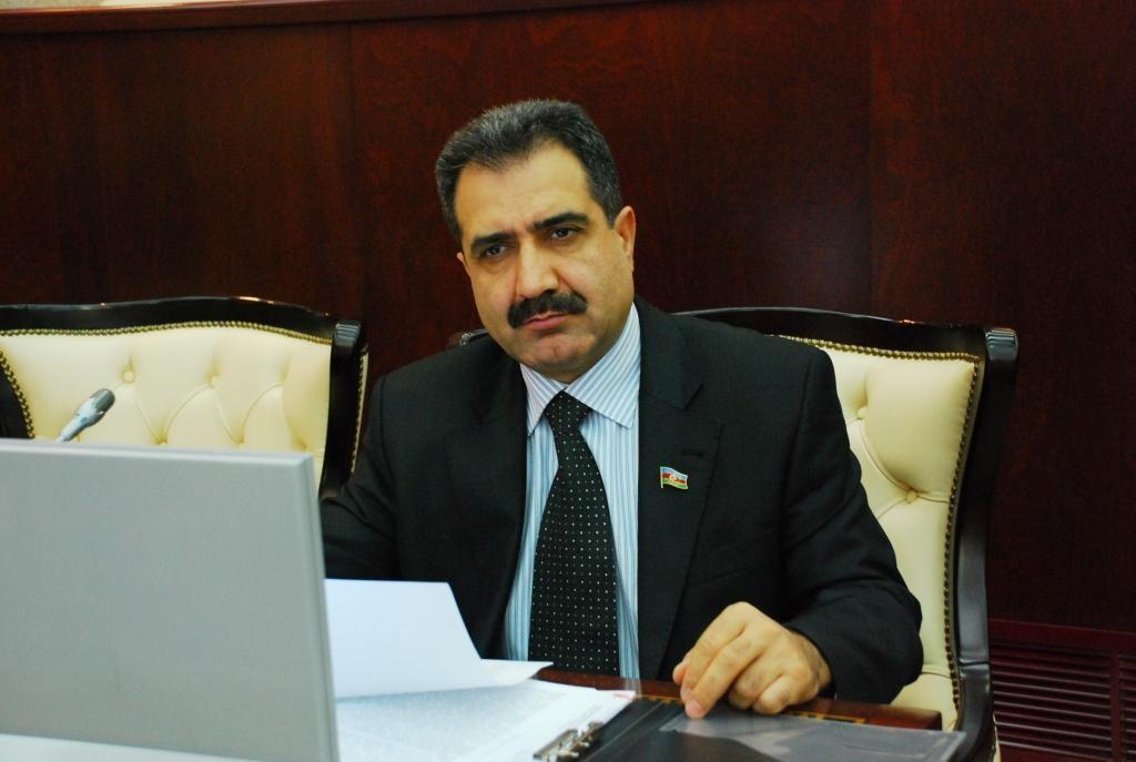 Milli Məclisin deputatı Fərəc Quliyev ile ilgili görsel sonucu