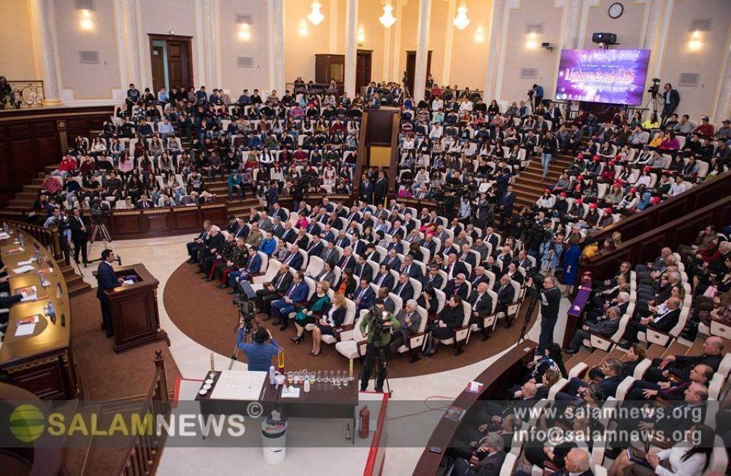 Состоялась церемония открытия Второго азербайджанского фестиваля науки