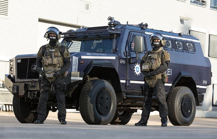 ВГермании зачищают приверженцев ИГИЛ