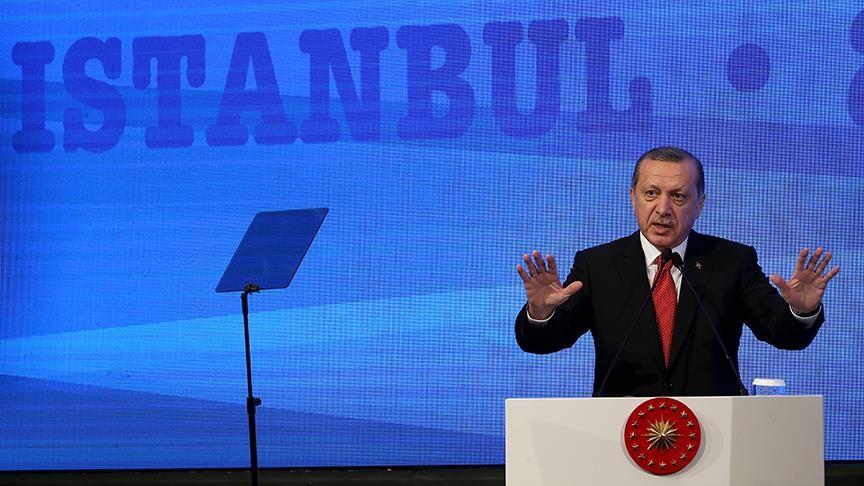 Кампанию Хиллари Клинтон финансировала организация Гюлена,— Эрдоган