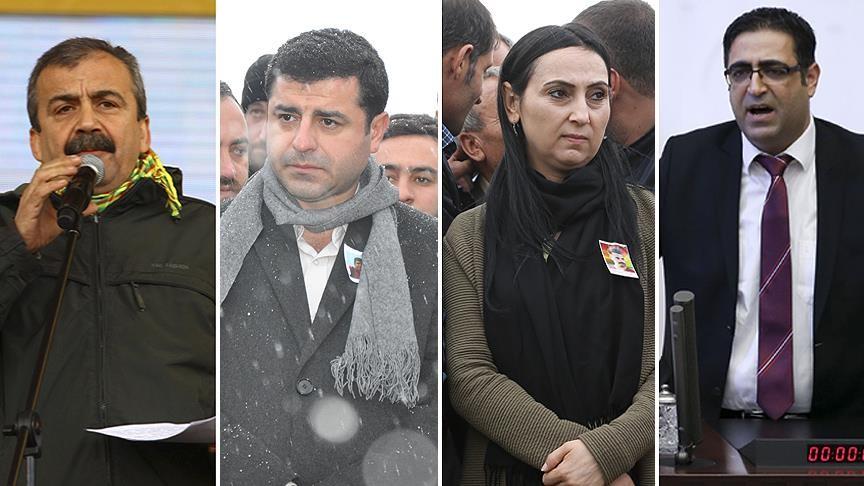ВАнкаре задержали вице-спикера парламента Турции