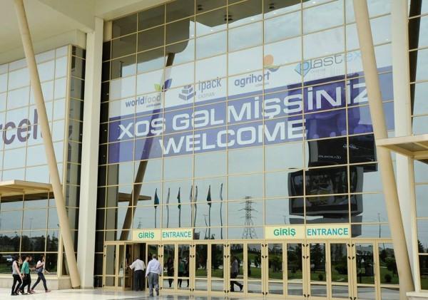 """Bakıda """"WorldFood Azerbaijan 2014"""" sərgisi açılıb"""