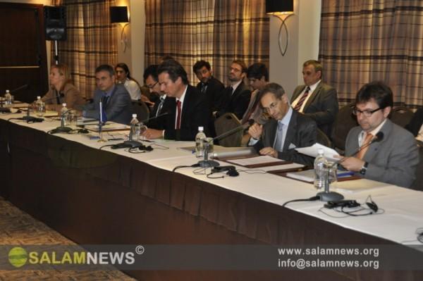 В Баку началось 12-е заседание Комитета сотрудничества Евросоюз-Азербайджан