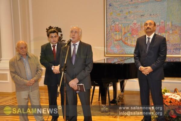 В Баку открылась выставка австрийских художников