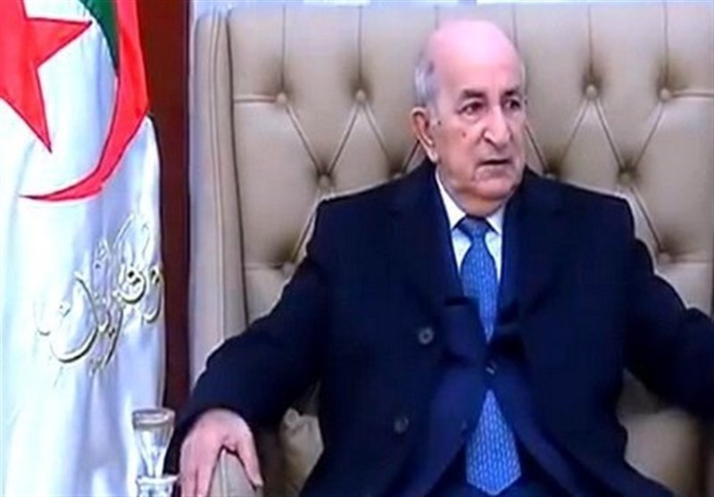 Президент: Алжир и его народ будут продолжать поддерживать Палестину