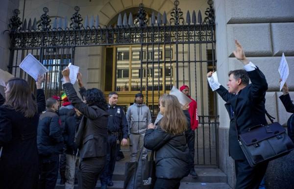 ВСеверной Дакоте идут аресты протестующих против возведения трубопровода