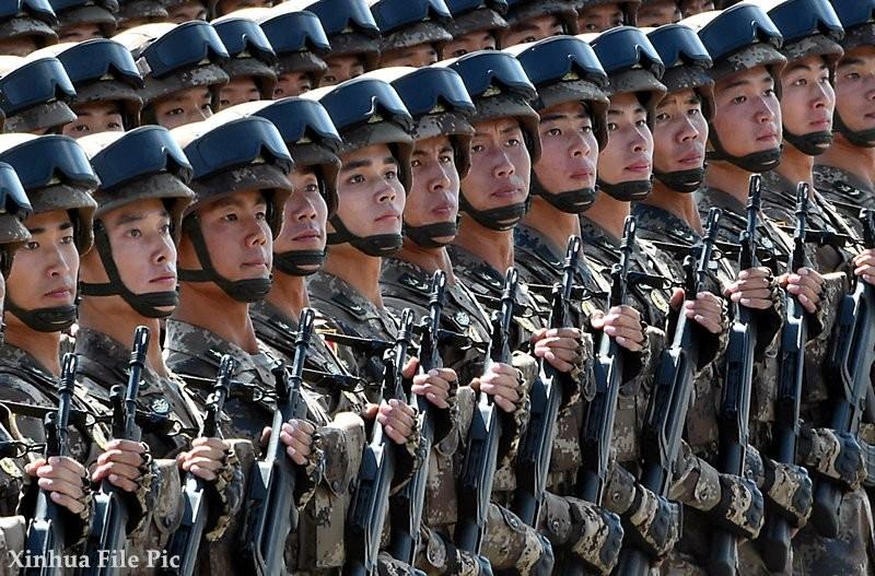 В Китайская народная республика наполигоне «Корла» пройдет 4 интернациональных конкурса «АрМИ-2017»