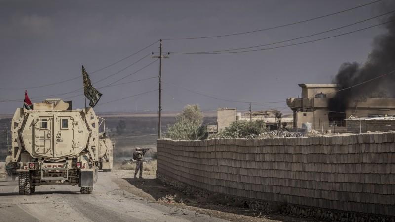 Ирак: массовое захоронение жертв ИГ обнаружено в тюрьме под Мосулом