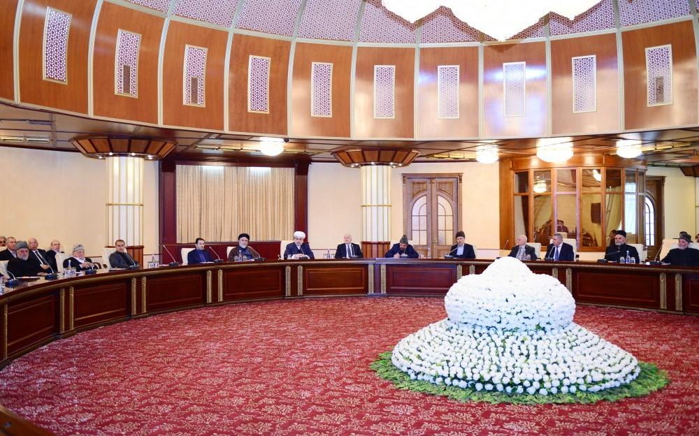 В УМК состоялось мероприятие в связи с днем шахады Ее светлости Фатимеи-Захры (с.а)
