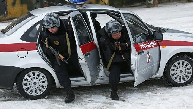 Войсковые части Росгвардии вСКФО приведены вбоеготовность