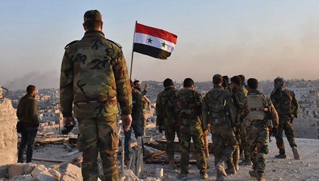 «Хезболлах» атаковала террористов награнице Сирии иЛивана