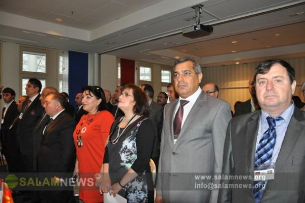 В шведском городе Мальмё ВКА провел мероприятие по случаю годовщины движения «21 Азер»