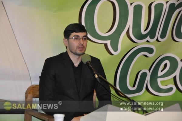 Bakıda şəhidlərin xatirəsinə həsr olunmuş Quran gecəsi keçirilib