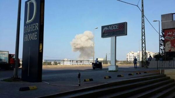 Исламские террористы обстреляли ракетами поселение наливано-сирийской границе