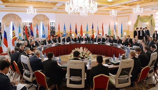 Совещание глав стран СНГ может пройти в российской столице в будущем году