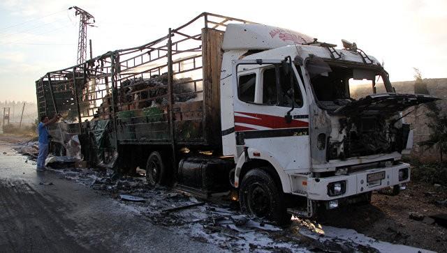 ООН возобновит доставку гуманитарной помощи вСирию спонедельника