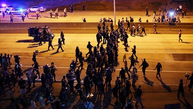 ВСША опубликовали видео убийства афроамериканца вШарлотте