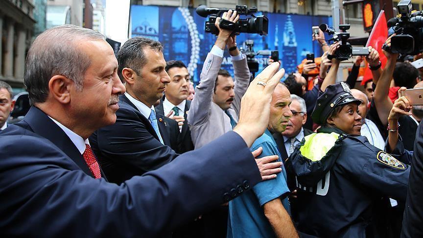 Эрдоган уверил Порошенко внеизменности позиции Турции повопросу Крыма