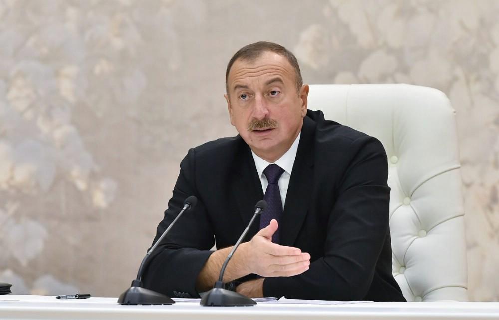 Ильхам Алиев встретился сглавойBP наполях форума вДавосе