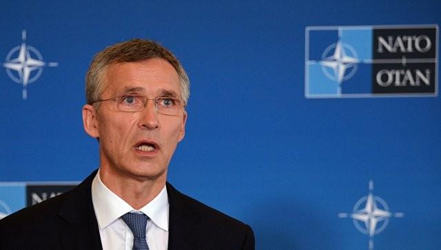 Столтенберг: НАТО увеличивает свое присутствие вТурции