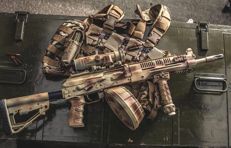 ВРоссии создан новый легкий пулемет для армии