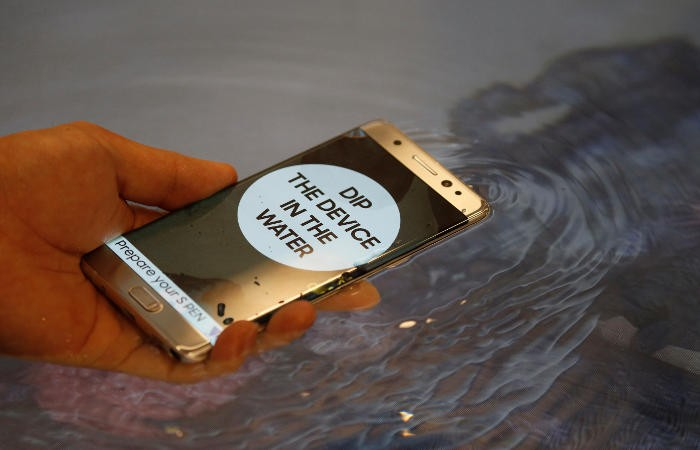 Власти США официально отозвали мобильные телефоны Самсунг Galaxy Note 7