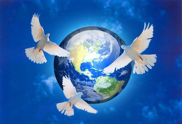 Сегодня вгосударстве Украина имире отмечают День Мира
