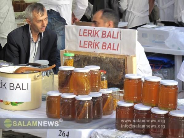 Bakıda arı məhsullarının satış-yarmarkası açılıb