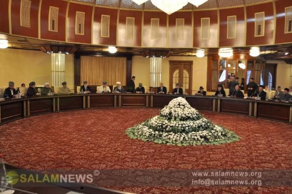 Bakıda Qafqaz Xalqları Ali Dini Şurasının hesabat iclası işə başlayıb
