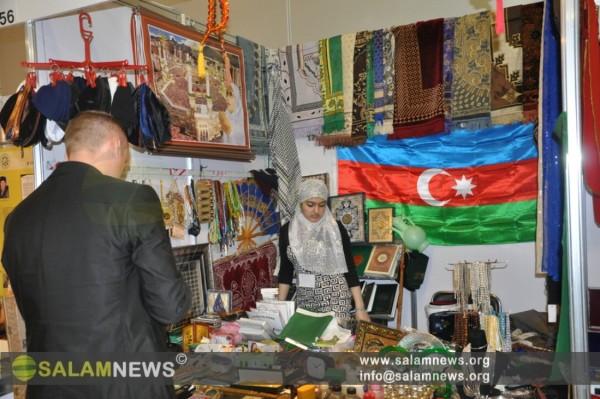 Азербайджан представлен на II Международной выставке Moscow Halal Expo-2011