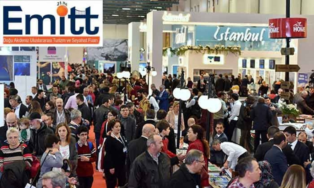 international tourism in istanbul » east mediterranean international tourism & travel exhibition 2018 | the 22nd eastern mediterranean international tourism and travel fair will host 4,800 exhibitors from 85 countries, which will be opened by culture and tourism.