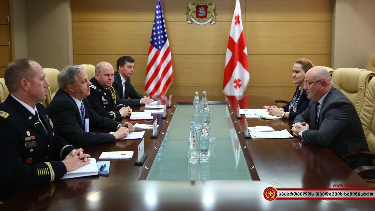 Грузия получила первые американские противотанковые комплексы Javelin