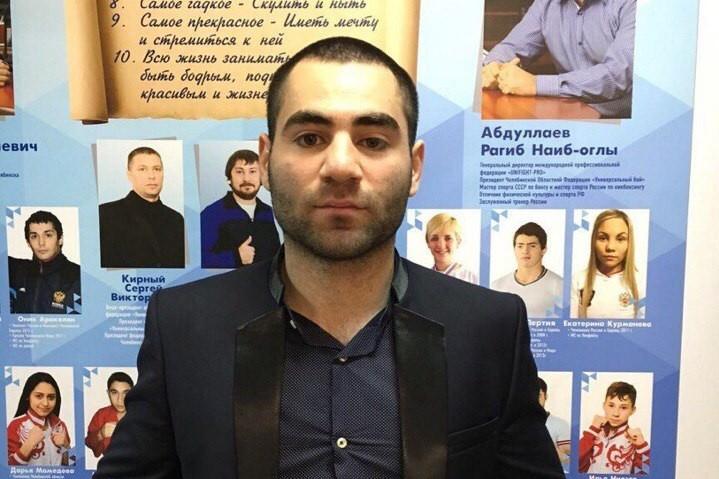 В РФ схвачен подозреваемый вубийстве титулованного кикбоксера-азербайджанца