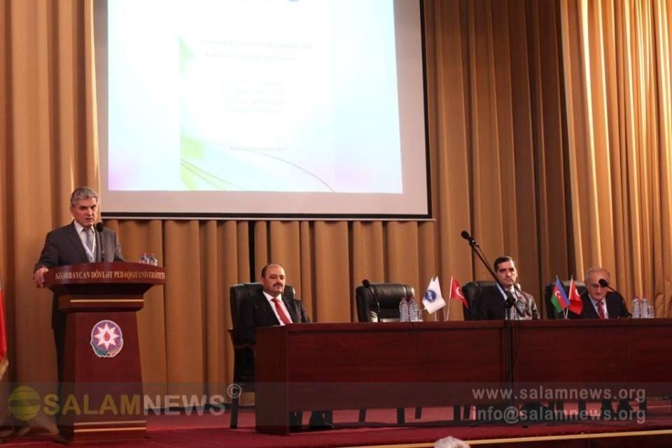 """""""Azərbaycan-Türkiyə münasibətləri"""" II Beynəlxalq elmi konfransı keçirilib"""