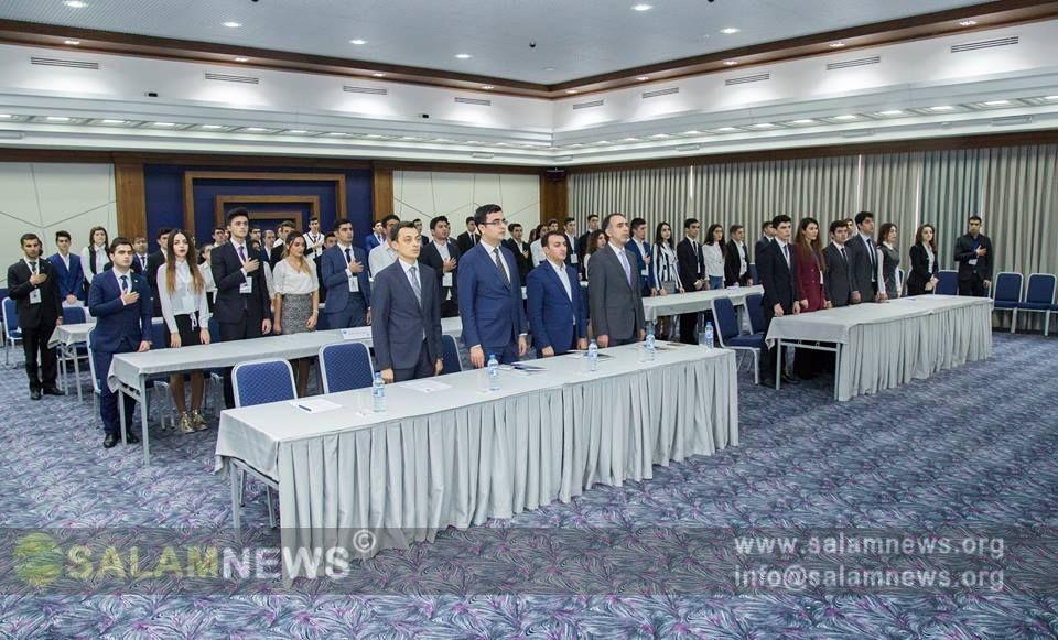 """""""Könüllülər Parlamenti Azərbaycan""""- 2017 layihəsi başa çatıb"""