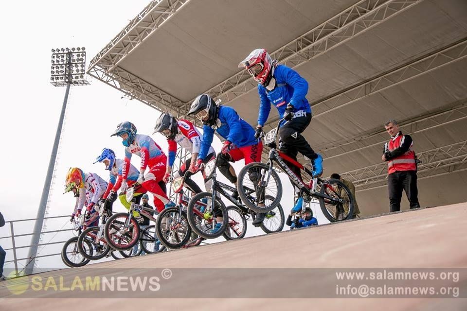 BMX üzrə Dünya Sınaq Yarışı başa çatdı
