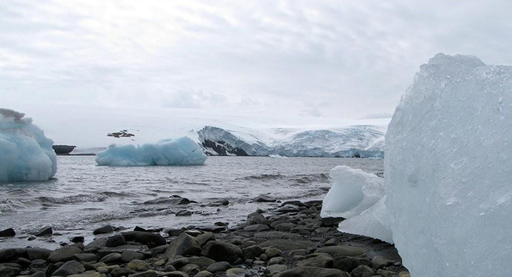 Antarktidada zəlzələ