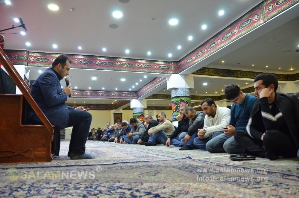 В Москве почтена память Имама Хусейна (а)