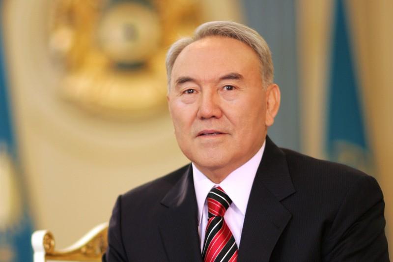 Назарбаев прибыл софициальным визитом вМинск